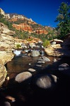 Beautiful Oak Creek in Sedona
