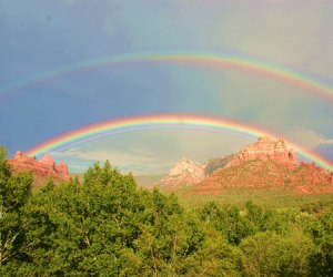 double rainbow by Snoopy Rock
