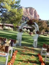 A Wedding in Sedona awaits